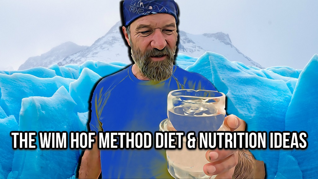 Wim Hof Diet, Nutrition and Fasting (Keto and Vegetarian O.M.A.D)